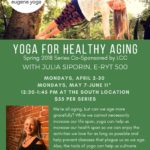 NEW Series: Yoga for Healthy Aging!